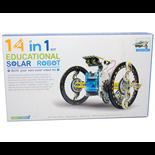 Solar Robot Kit 14-i-1