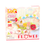 LaQ Sweet Collection Flower