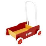 BRIO Lära-Gå-Vagn Röd
