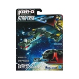 KRE-O Star Trek Micro Klingon D7 Battle Cruiser