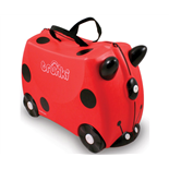 Trunki Resväska Harley Ladybug