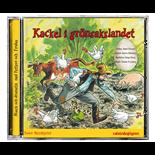 Musiksaga CD Kackel i grönsakslandet