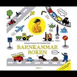 Musiksaga CD Barnkammarboken Gul Volym 2