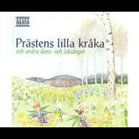 Musik CD Prästens lilla kråka och andra dans- och leksånger