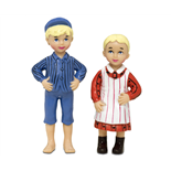 Micki Emil & Ida Figurset