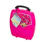 Mega Bloks Barbie Build´n Store Case