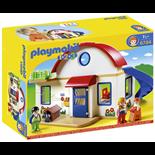 Playmobil 1-2-3 Bostadshus