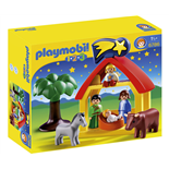 Playmobil 1-2-3 Julkrubba