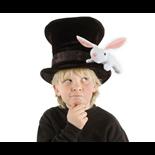 Den Goda Fen Trollerihatt med kanin