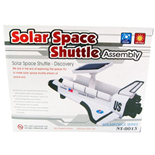 Solar Space Shuttle Discovery