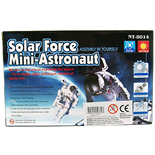 Solar Force Mini-Astronaut