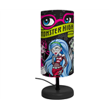Monster High Bordslampa Svart