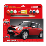 Airfix Starter Set MINI Cooper S