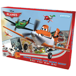 Kärnan Disney Planes Spel Wings Around the Globe Rally