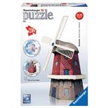 Ravensburger 3D Pussel 216 Bitar Windmill