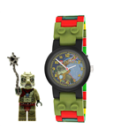 LEGO Legends of Chima Crawley Armbandsur med Figur
