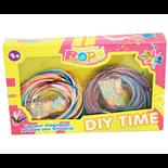 DIY Time Colorful Rope Pärl- och Bandset Mini