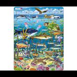 Larsen Pussel 60 Bitar Havsdjur
