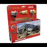 Airfix Starter Set Ford Fiesta RS WRC