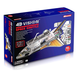 4D Vision Space Shuttle 51 cm