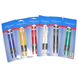 Stiftpennor 2-Pack 0,5 mm 1 st