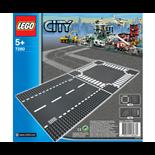 LEGO City Raksträcka och Korsning