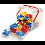 Viking Toys Mini Knubbisar 20st i Hink