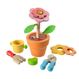 PlanToys Flower Set