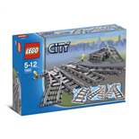 LEGO City Tåg Växlar