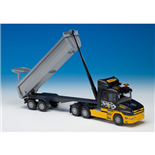 Emek Scania Tipplastbil Semitrailer 1:25