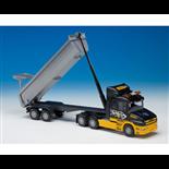 Emek Scania Tipplastbil Semitrailer