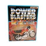 Matchbox Motorcykel med Pull-Motor