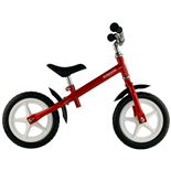 Stiga Runracer Springcykel Röd