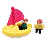AquaPlay Segelbåt med 2 Figurer