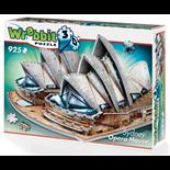 Wrebbit 3D Pussel 925 Bitar Sydney Operahus