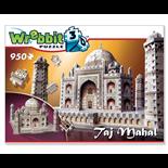 Wrebbit 3D Pussel 950 Bitar Taj Mahal