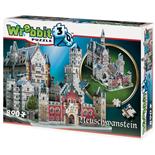 Wrebbit 3D Pussel 890 Bitar Château de Neuschwanstein