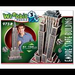 Wrebbit 3D Pussel 975 Bitar Empire State Building