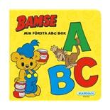 Kärnan Bamse Min Första ABC-Bok