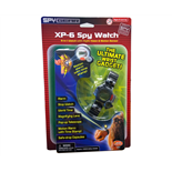 Spy Gear XP-6 Spy Watch