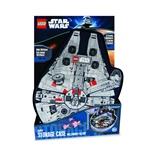 Neat-Oh LEGO Star Wars ZipBin Small Millennium Falcon