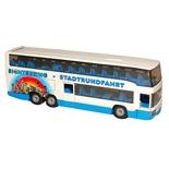 Siku Buss Dubbeldäckare Sightseeing 1:55