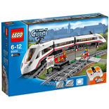 LEGO City Höghastighetståg