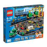 LEGO City Trains Godståg