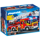 Playmobil Stegbil med Lampor och Ljud