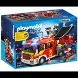 Playmobil Brandbil med Lampor och Ljud