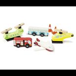 Le Toy Van Flygplats Set