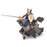 Papo Svart Drakprins med Häst