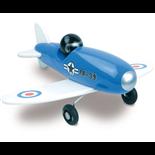 Vilac Flygplan Blå