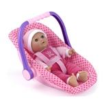Dolls World Isabella Docka 30 cm med Dockbilstol
